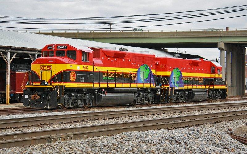 KCS 2402 & 401