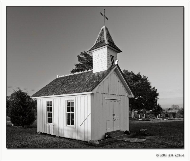 St. Martins, Worlds Smallest Catholic Church