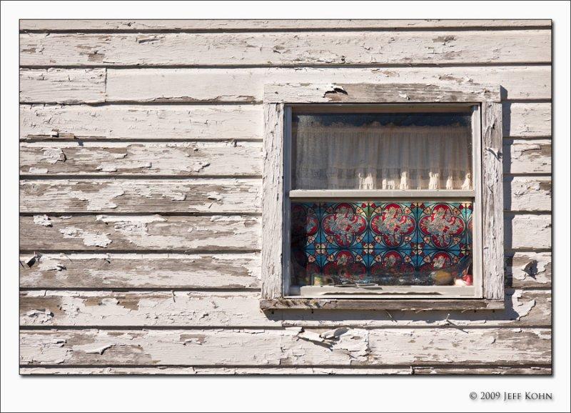 Window Detail, Camp Zion