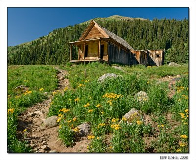 Ghost Towns Photo Gallery