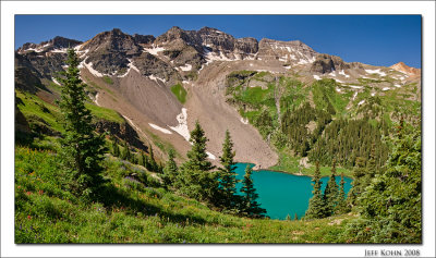 Summer Color in the Rockies Photo Gallery