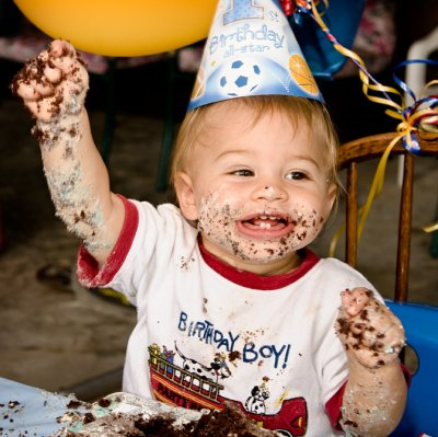 Joshua's Birthday Party Photo Gallery