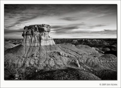 Bisti Badlands Image Gallery