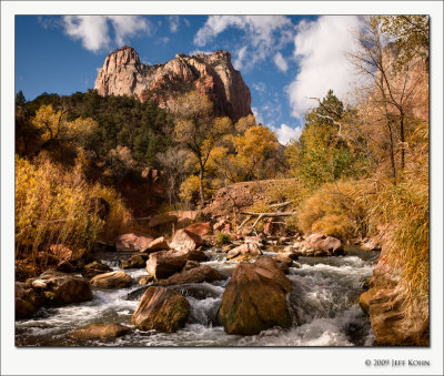 Zion National Park Image Gallery