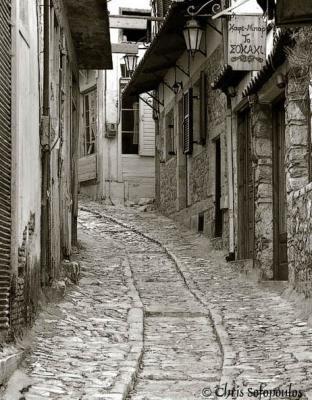 27 Sep 2005 - Little alley