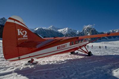 K2 Aviation Plane
