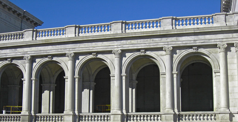 West Wing of Memorial Hall, Fairmount Park, Philadelphia