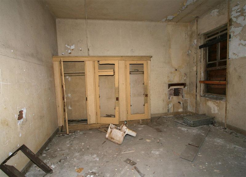 1st floor room, immediately right of front door