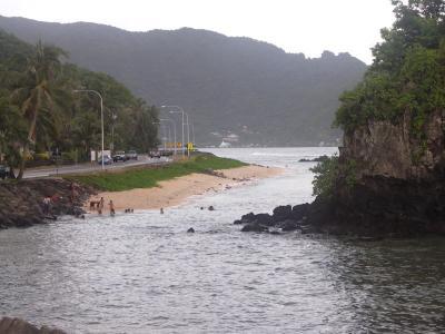 Fatumafuti Villlage and Beach