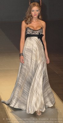 Bianca Dragusanu<br>Bucharest Fashion Week 2008<br>Ersa Atelier