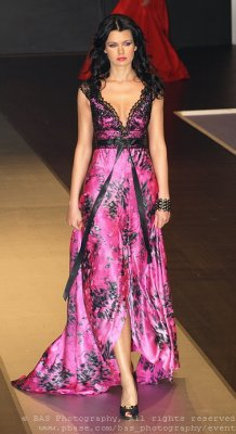 Bucharest Fashion Week 2008<br>Ersa Atelier<br>Ioana Francia