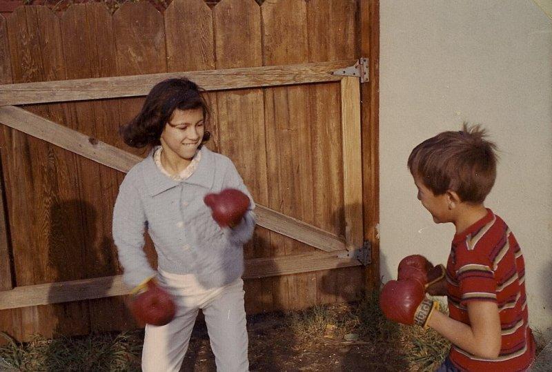 Maureen and Butch Turenne