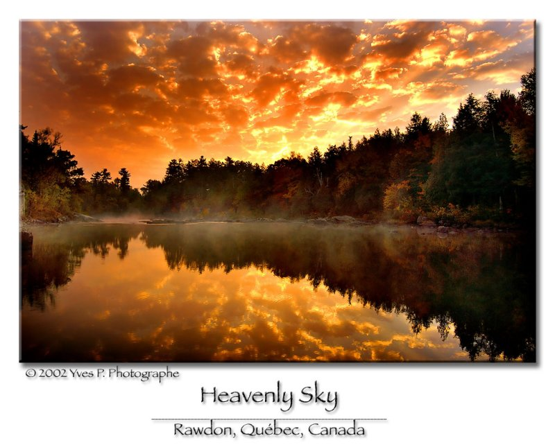 Heavenly Sky ...