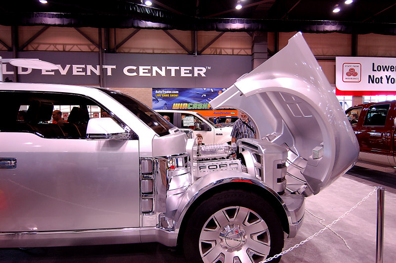 Ford Super Chief Concept Truck