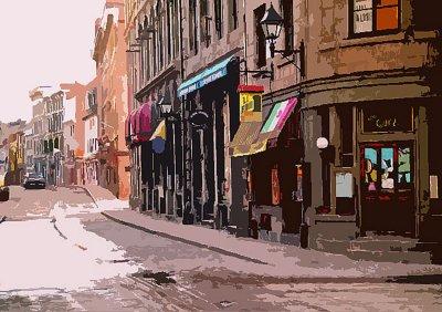 Montreal en couleurs