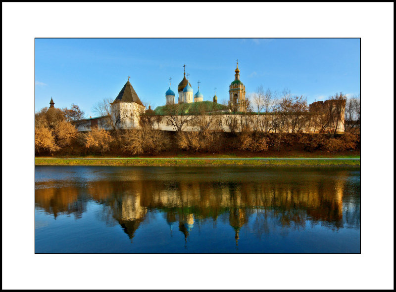 16.12.2006 - Moscow, Novospassky monastery, 1490