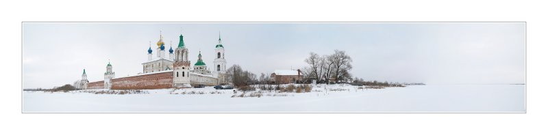 Yaroslavl region, Rostov the Great, Spaso-Yakovlevsky monastery