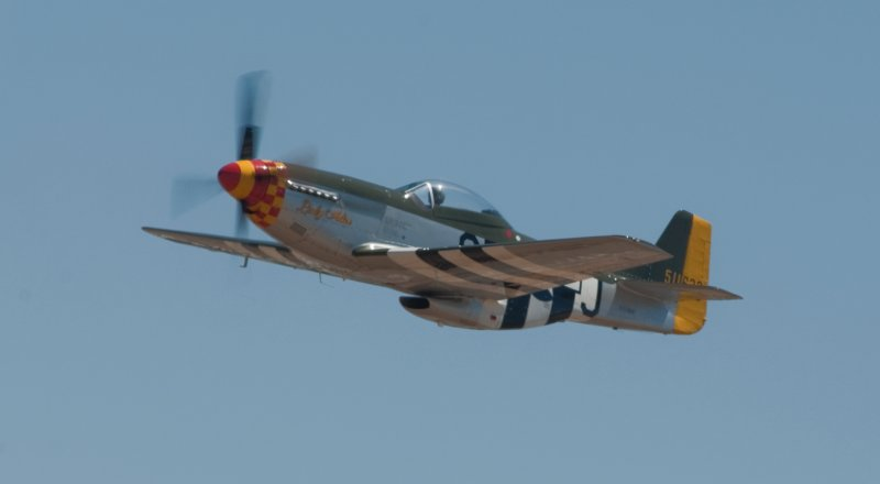 Ken Wagners P-51D Mustang Lady Alice