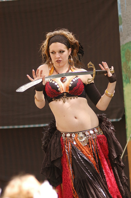 More Belly Dancers