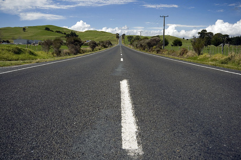 Roads in Northland Region