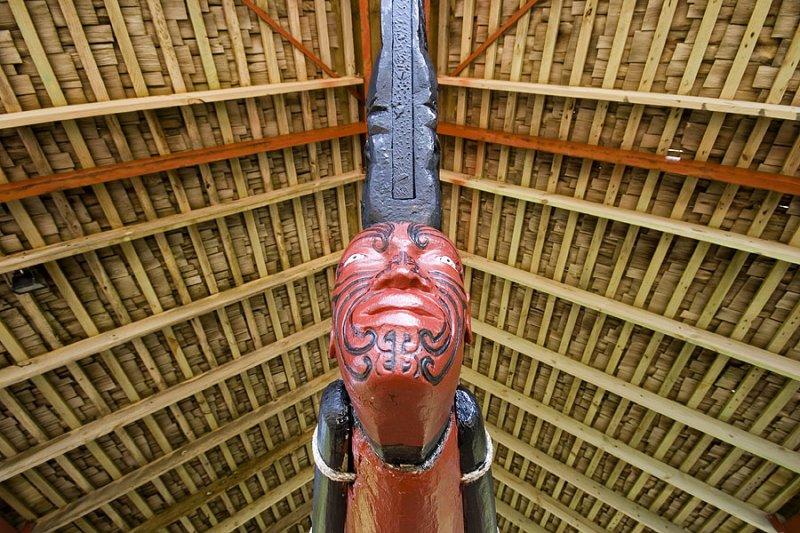 Ngatokimatawhaorua, Maori Canoe