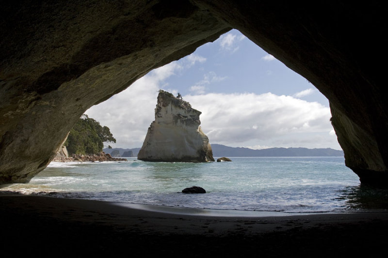 Cathedral Cove, Hahei