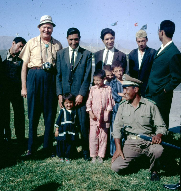 Dr. Podlich & the Afghans