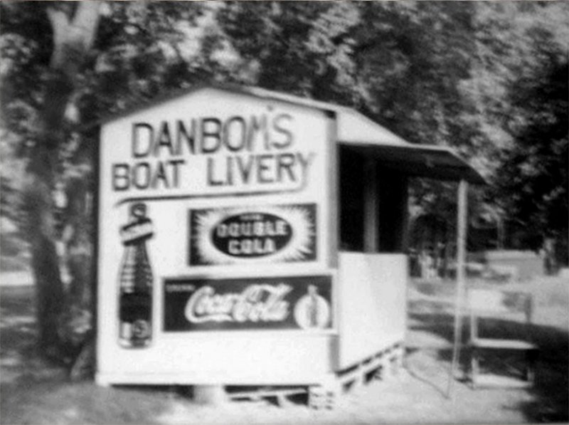 Danboms Boat Livery