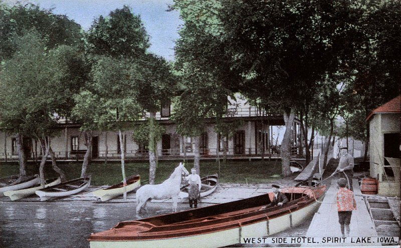 West Side Hotel 1907