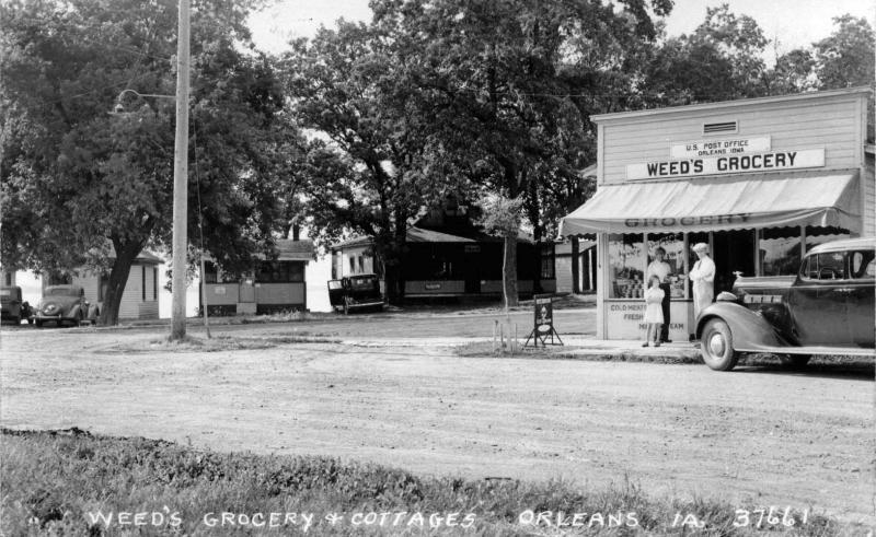 Weeds Grocery 1937