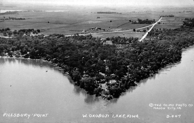 Pillsbury Point 1942