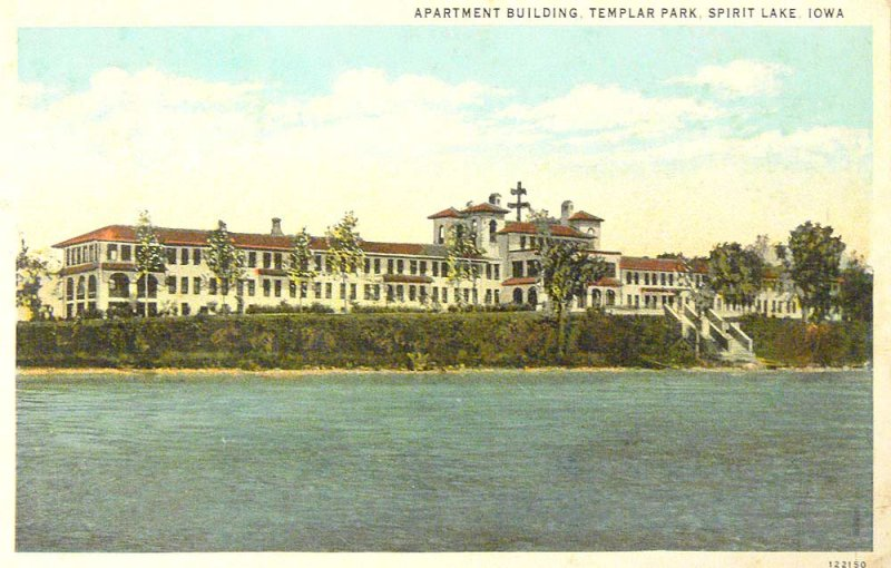 Templar Apartments 1930