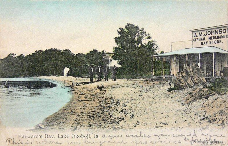 Haywards Bay Store 1911