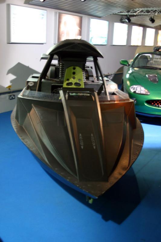 007 Speedboat