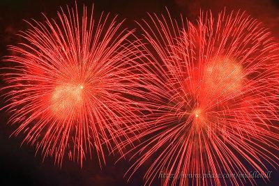Tsim Sha Tsui Fireworks 4415