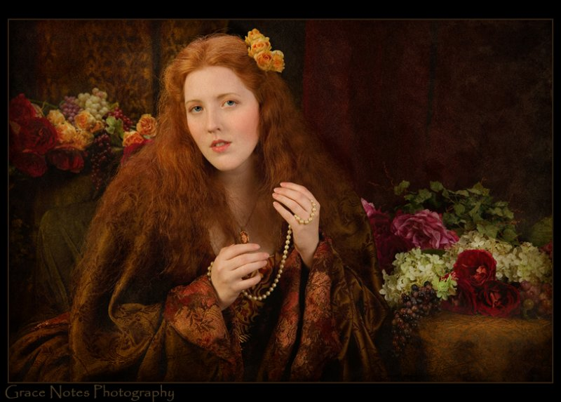 Marguerite & Her Jewels