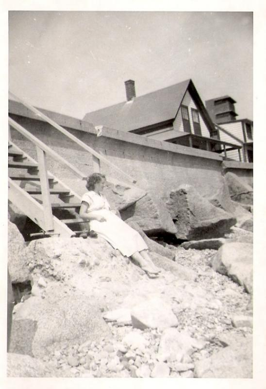 Brant Rock Tower - 1950