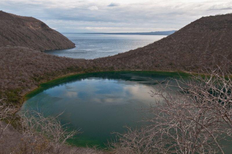 Darwins Lake, Isabella Island