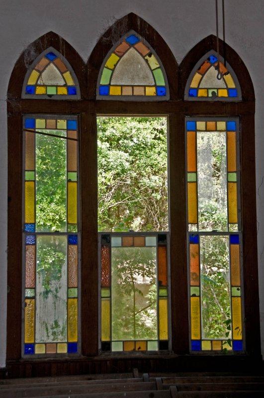 Trinity ME Church - Stained Glass Window