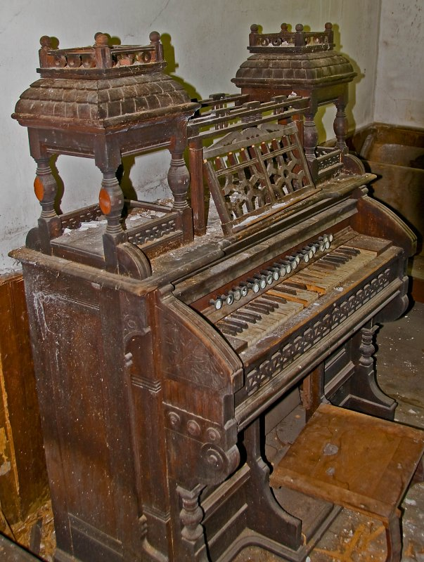 Trinity ME Church - Organ