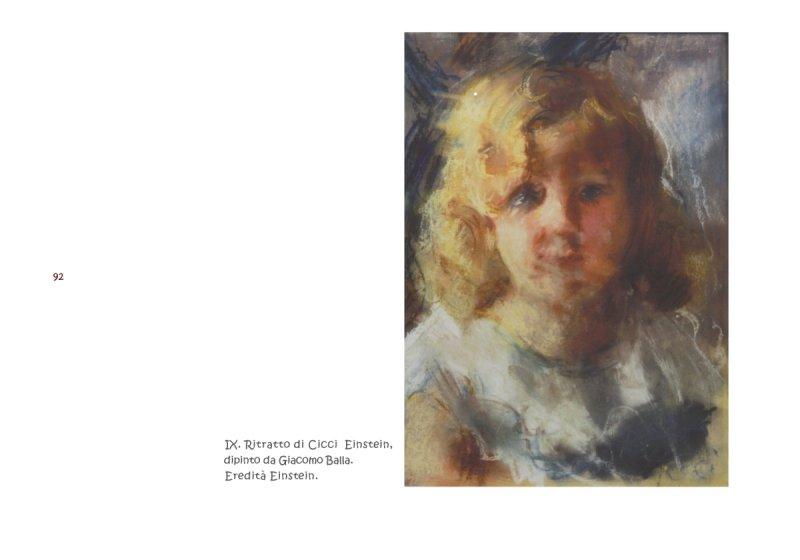 Ritratto di Cicci Einstein, di Giacomo Balla