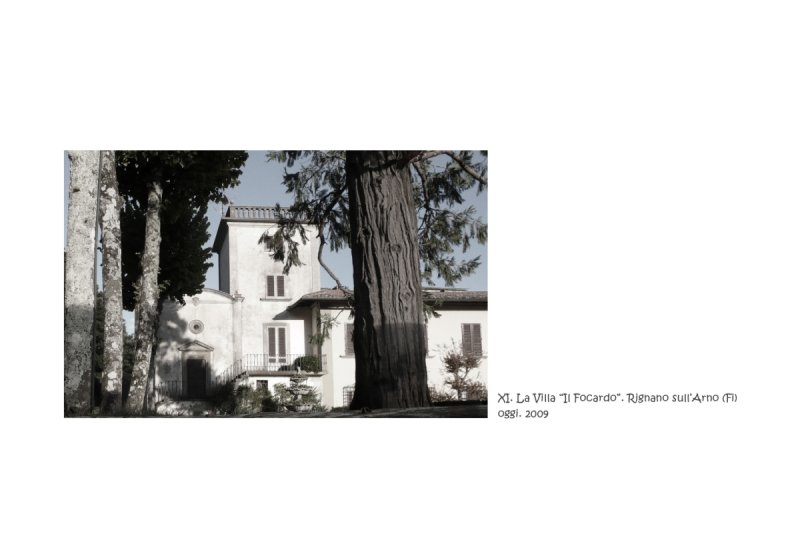 La Villa Il Focardo, Rignano sullArno
