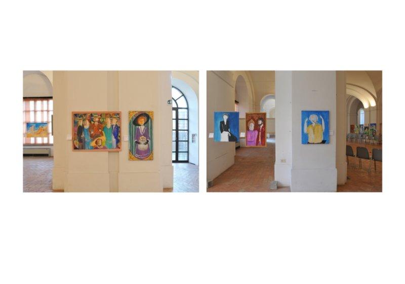 Percorso Mostra Album di Famiglia di Lorenza Mazzetti - 5