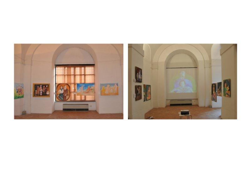 Percorso Mostra Album di Famiglia di Lorenza Mazzetti - 7