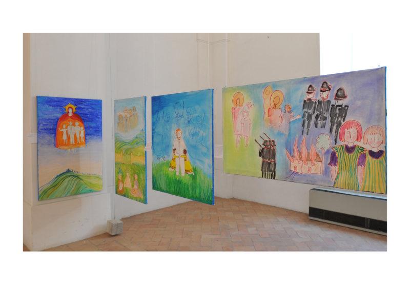 Percorso Mostra Album di Famiglia di Lorenza Mazzetti - 12
