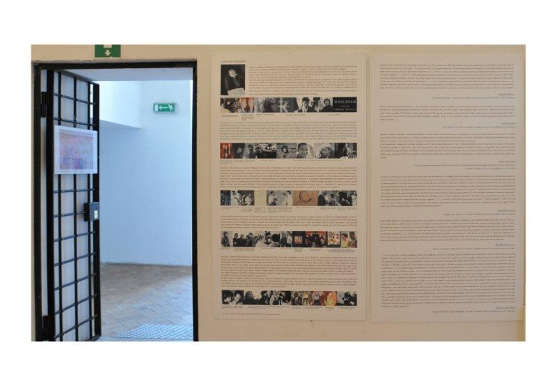 Percorso Mostra Album di Famiglia di Lorenza Mazzetti - 14