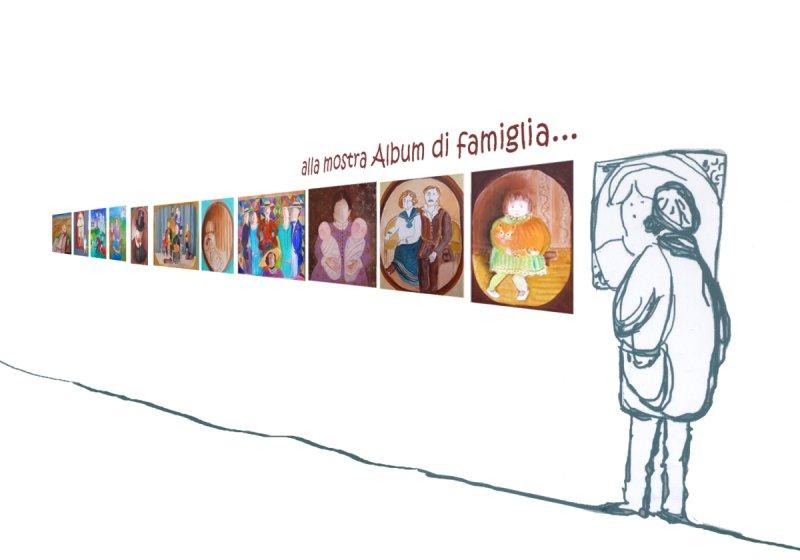 Alla Mostra Album di Famiglia, di Lorenza Mazzetti