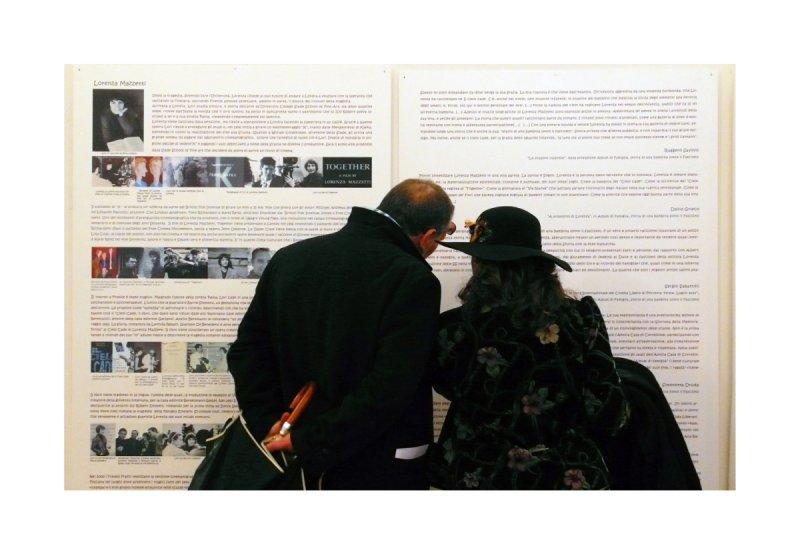 Alla Mostra Album di Famiglia, di Lorenza Mazzetti 08