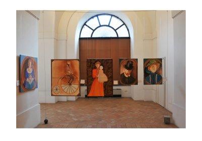 Percorso Mostra Album di Famiglia di Lorenza Mazzetti - 3