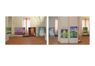 Percorso Mostra Album di Famiglia di Lorenza Mazzetti - 11